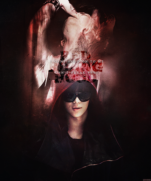 Fairytale → Jonghyun & Taemin → Little Red Riding Hood  好带感……