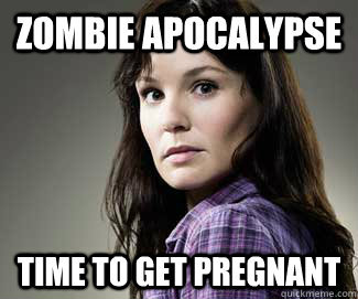 The Walking Dead: Lori