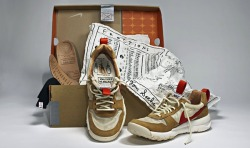 nikecraft: mars yard shoe by tom sachs