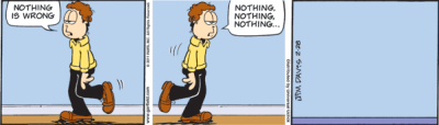 garfieldminusgarfield:  G-G the book  thinking back on it.. i do believe this was the first tumblr i ever visited.