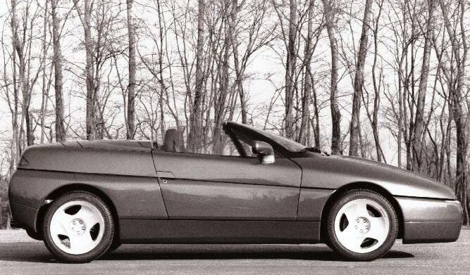 Alfa Romeo Proteo concept-car (1991)