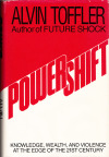 Powershift: Knowledge, Wealth, and Violence at the Edge of the 21st Century Alvin Toffler A visionary lens on how social, political, and economic power structures are changing at the dawn of the information age, presaging many of today's cultural paradigms and touching on other timely topics like networked knowledge, the role of intuition, and the value of adding context.