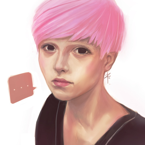 The result of searching reference with the keyword 'candy hair'.