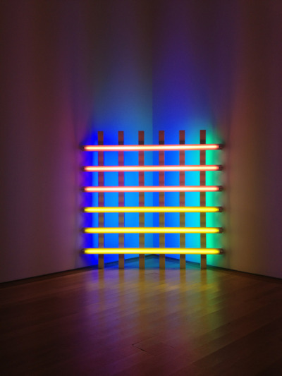 Dan Flavin at The Morgan Library & Museum (225 Madison Ave., at 36th St., New York) http://4sq.com/LDB4nE