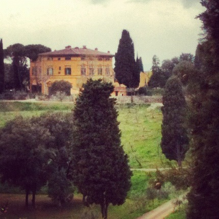 NYU Florence is heaven on earth.