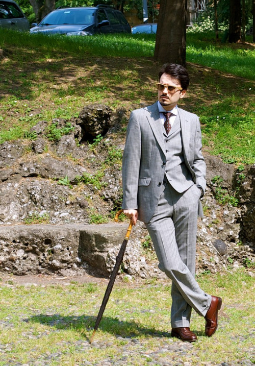 (via Classic Style Outfit: Three pieces suit Glen Plaid « G n'T style)