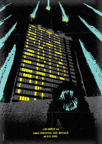 minimalmovieposters:  Attack The Block By Daniel Norris