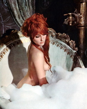 Sharon Tate in the Fearless Vampire Killers  Couldn't the Manson family have killed someone else to start a race war?
