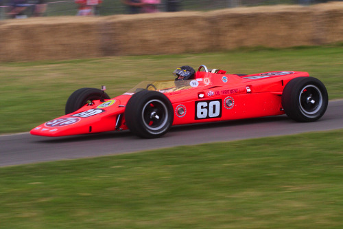 Lotus 56 turbine car.
