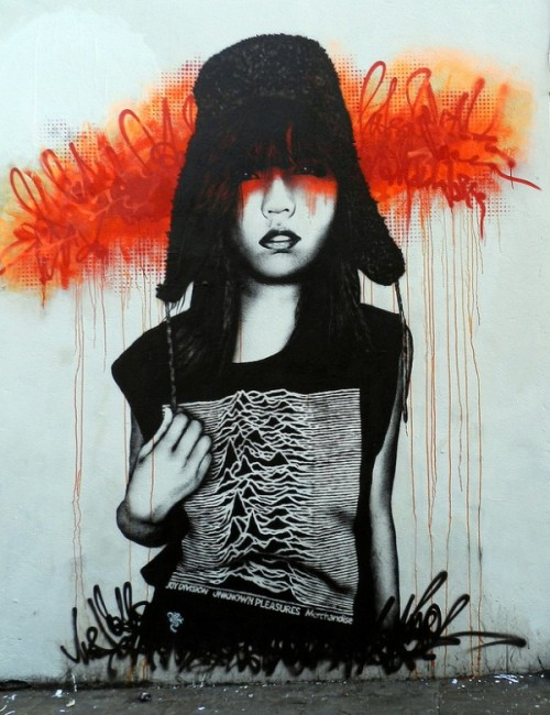 Urban Art by Fin DAC.