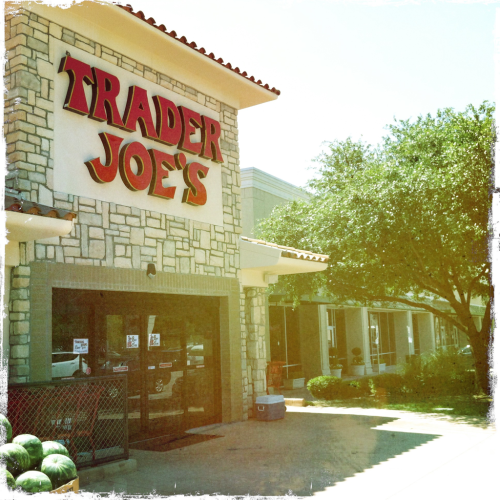 exiledintejas:  Finally, there's a Trader Joe's open in Texas. Too bad we have to drive all the way to Fort Worth to get there.