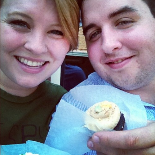 Cupcakes with the cupcake @samuelpalm  (Taken with Instagram)