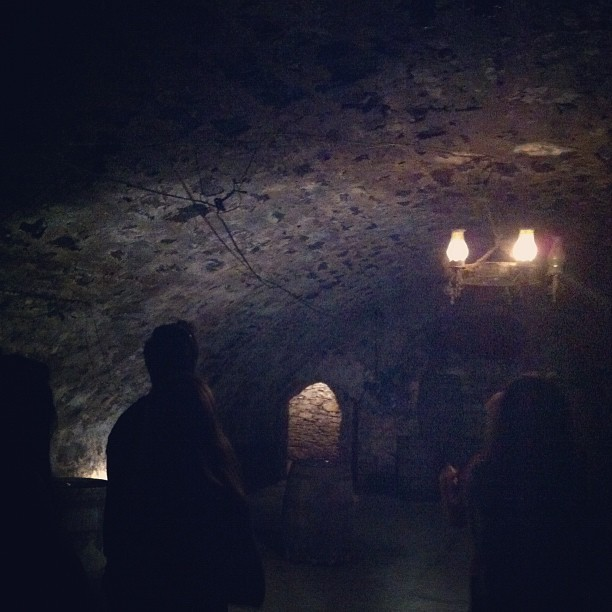 Neustadts #beer cave (Taken with Instagram)