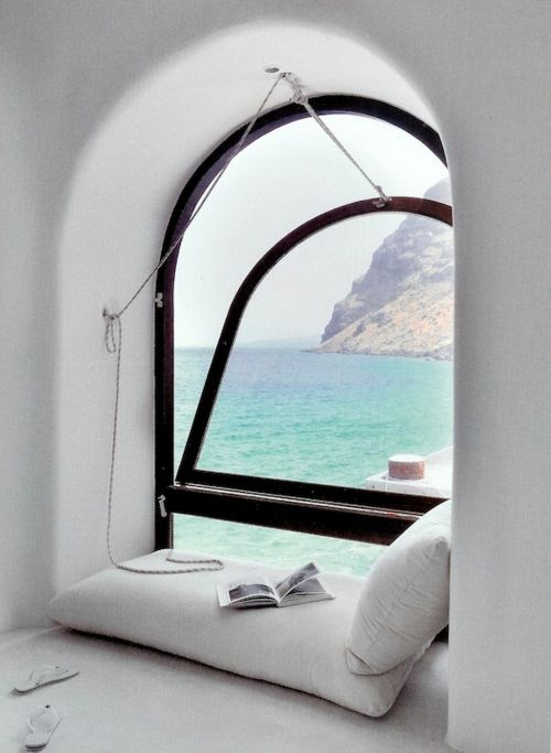 My ideal reading spot :)