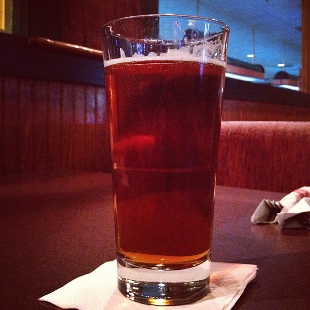 Instagram is back #cheers #FatTire #beer (Taken with Instagram)