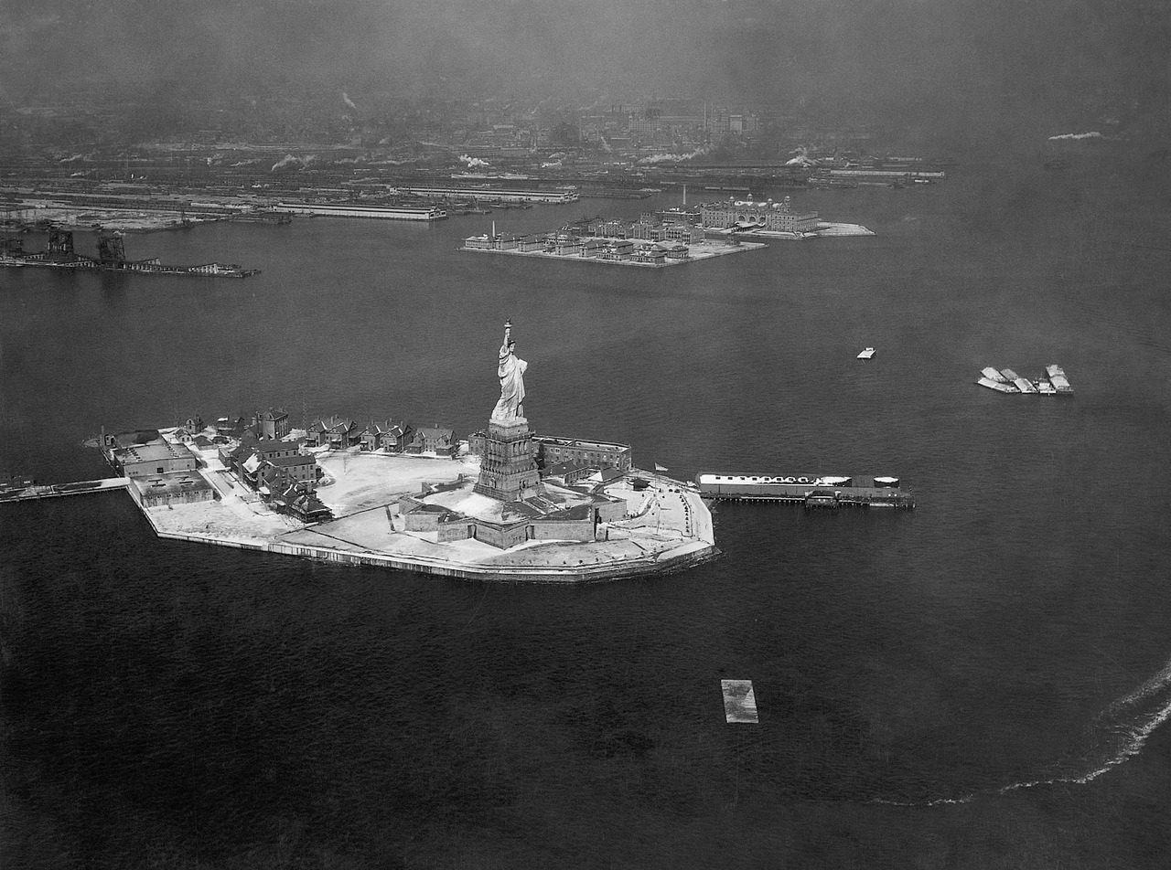 firsttimeuser:  Liberty Enlightening the World, Liberty Island, New York
