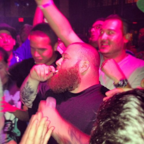 Bam Bam. #actionbronson (Taken with Instagram)