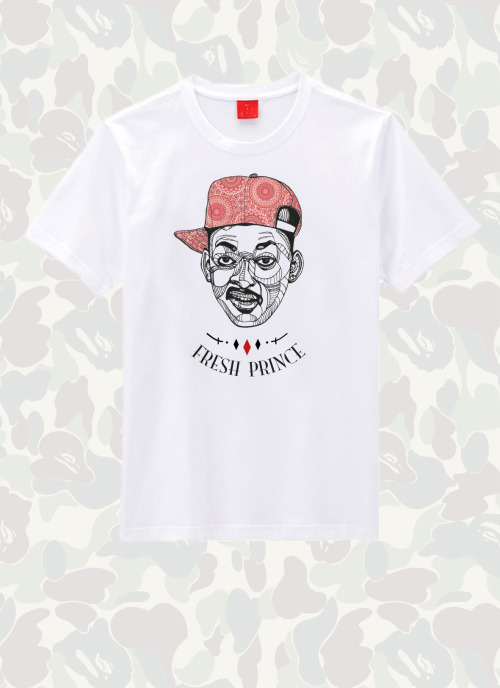 "FRESH PRINCE SHIRT // NOW AVAILABLEVisit my new shop and get the ""Fresh Prince"" Shirt.  Stay tuned more comin' soon  _______________________________________________________________ _______________________________________________________________ _______________________________________________________________"