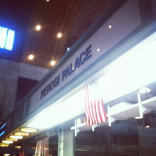 That's a nice palace (Taken with Instagram at West Side Market)