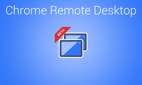 The newest version of Chrome Remote Desktop now supports the ability to register your own computers and then access them on the fly via Chrome without any more random number codes! The new extension now installs a little program on your computer (sadly no Linux version yet) and then you are able to remotely view your computer via the internet from any other computer where you have logged into Chrome. So far it has been working great for me, I was able to connect to my MacBook Pro via my Chromebook and it ran phenomenally. There was surprisingly very little lag and it seems to handle the fact that my MBP is much higher resolution than my Chromebook better than the previous version of the app. I highly recommend this web app, it's available in the Chrome Web Store.