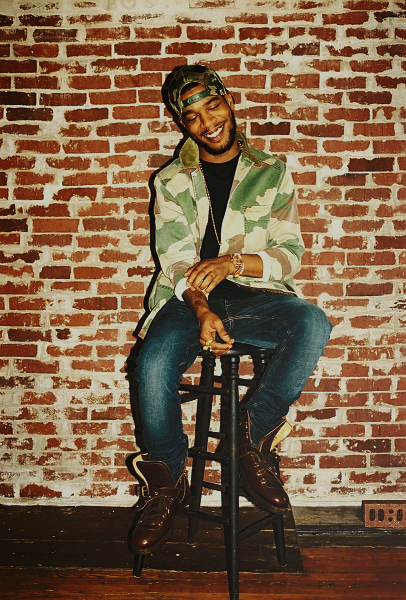 caressmymind:  cutie pie.  Cudi the kid