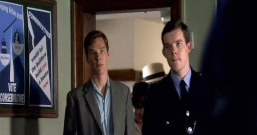 UK: Benedict Cumberbatch and Russell Tovey in Marple: Murder is Easy on ITV 3 Monday 2nd July 21:00BST. Episode DetailsAnother new case for Agatha Christie's famous amateur sleuth. After the arrival of beautiful young American Bridget Conway, several inhabitants of the village of Wychwood-under-Ashe die unexpectedly. No-one suspects that a killer is at work, but as the deaths continue Miss Marple joins forces with the handsome Luke Fitzwilliam to investigate. They gradually unearth a secret so shocking that it cannot be forgotten. It's worth noting this on the same time as Andrew Scott's upcoming new thriller Blackout which is on BBC1 at 9pm. You could always watch Marple on ITV3+1 if you have that option.