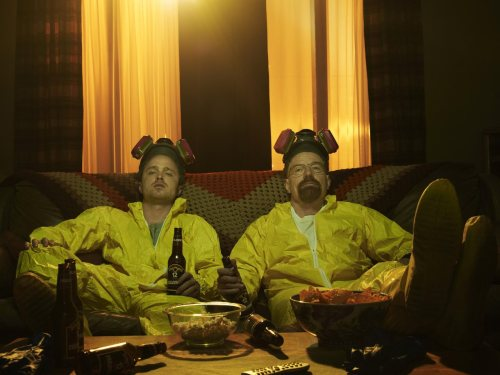 Breaking Bad via nevver