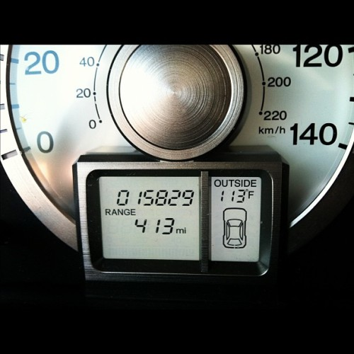 Thank God for Air Conditioning!!! (Taken with Instagram)