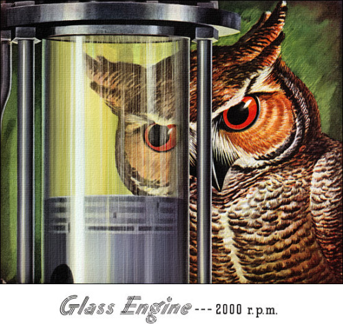 what-floats-my-boat:  Shell Oil ad1946 Plan59