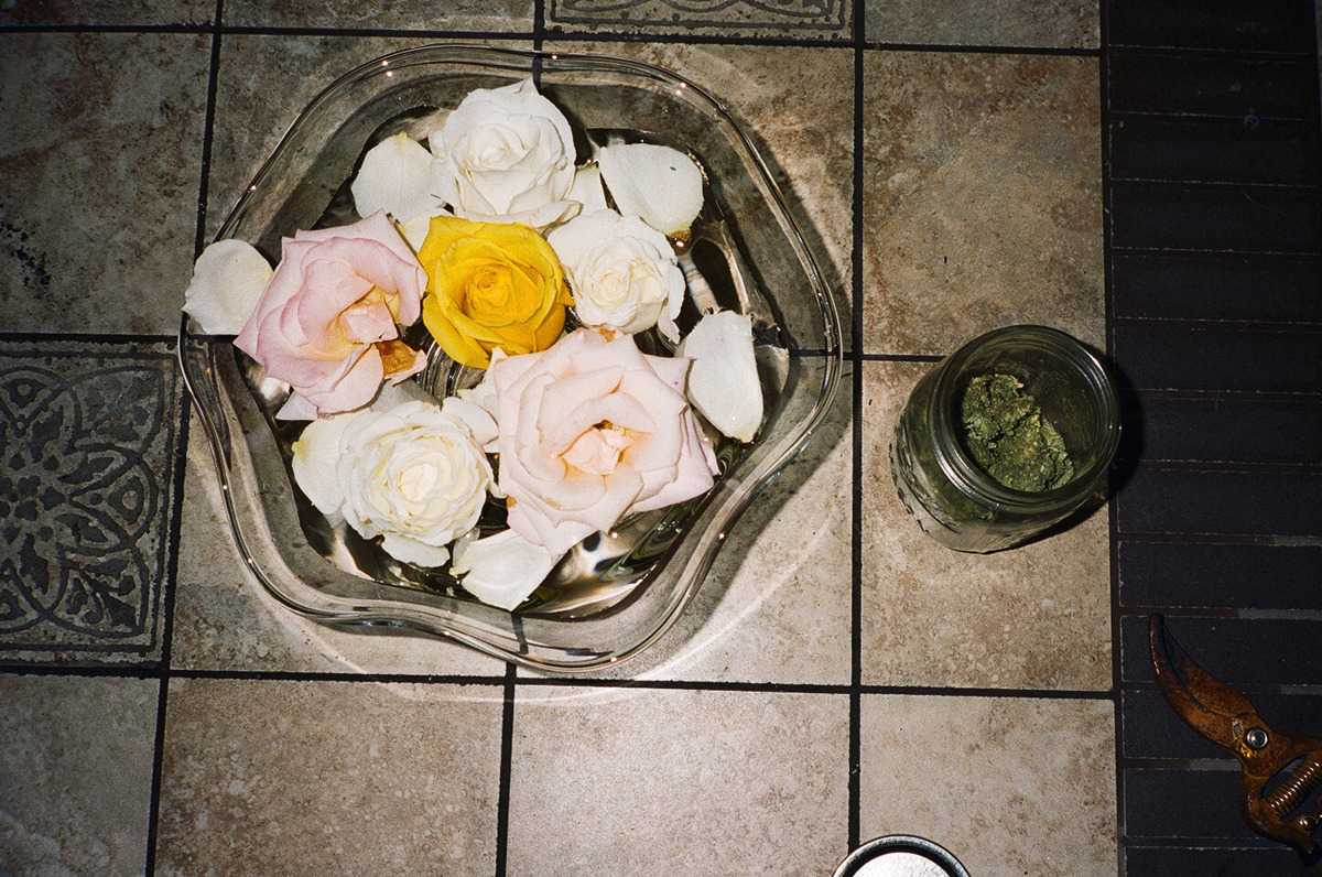 Flowers etc. Photo by Evan Tetreault.