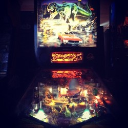 Childhood Pt. 2 #JurassicPark #LostWorld #Pinball  (Taken with Instagram at Pinball Hall of Fame)