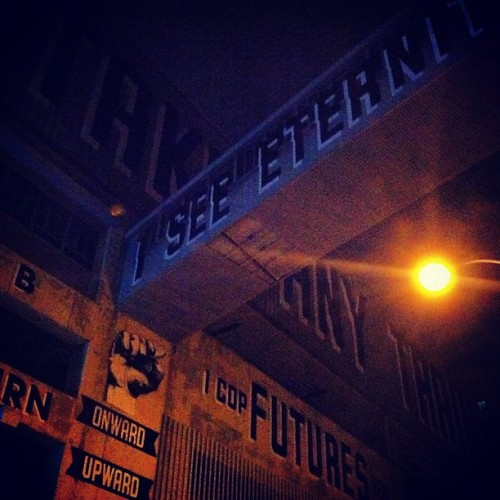 I SEE ETERNITY (Taken with Instagram)