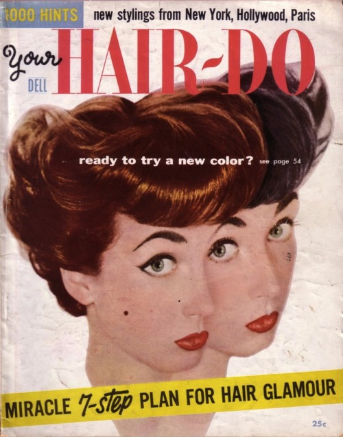 Your Hair-Do magazine, 1956 Source: David T. Alexander Collectibles