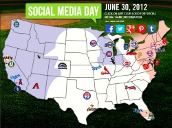 mlb:  Happy Social Media Day! http://atmlb.com/NhGfty