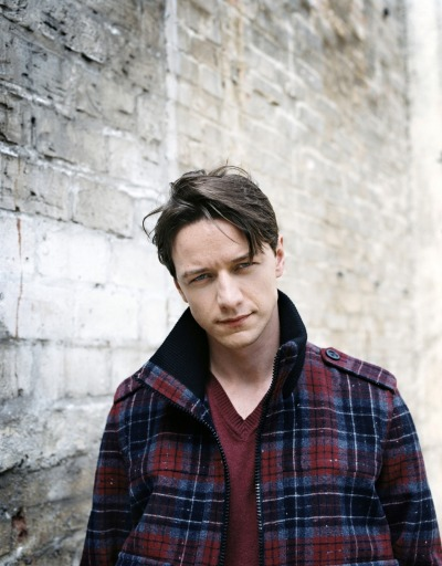 James McAvoy is even more charming when he speaks ^-^