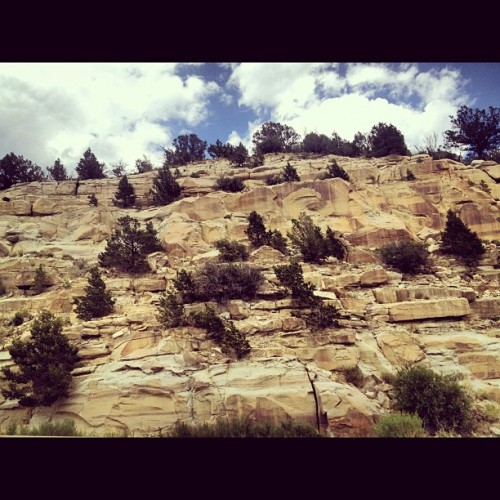 #colorado #nature #clouds #roadtrip #travel #mountain (Taken with Instagram)