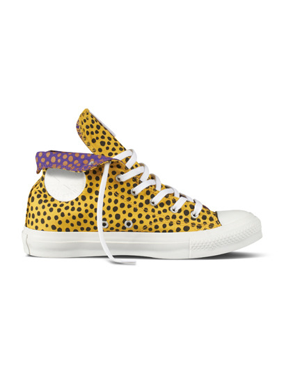 Marimekko and Converse have teamed up for their fifth collaboration, featuring the brand's signature bold prints and colors on classic Converse styles. Check out the complete collection here »