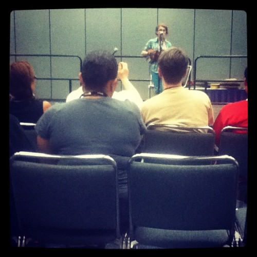 Eden! #Secretshow #vidcon  (Taken with Instagram)