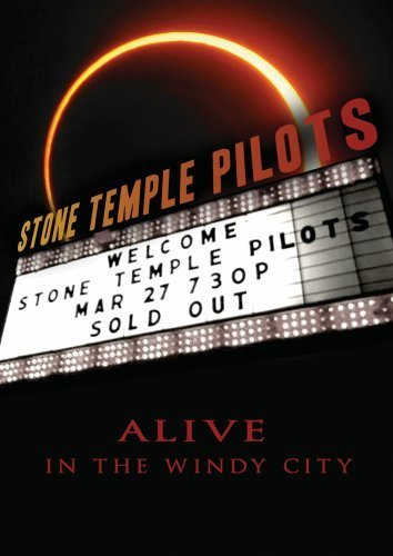 "My latest on High Voltage Magazine: DVD Review- Stone Temple Pilots: Alive In the Windy City ""Kretz and the DeLeo brothers are rock solid and cohesive in their respective roles, but then they always are - the variable is always Weiland."""