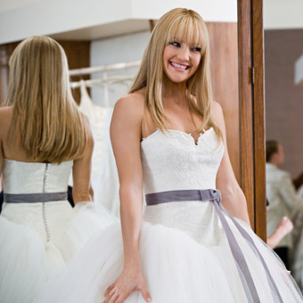Bride Wars Style : Brides on We Heart It. http://weheartit.com/entry/5412842