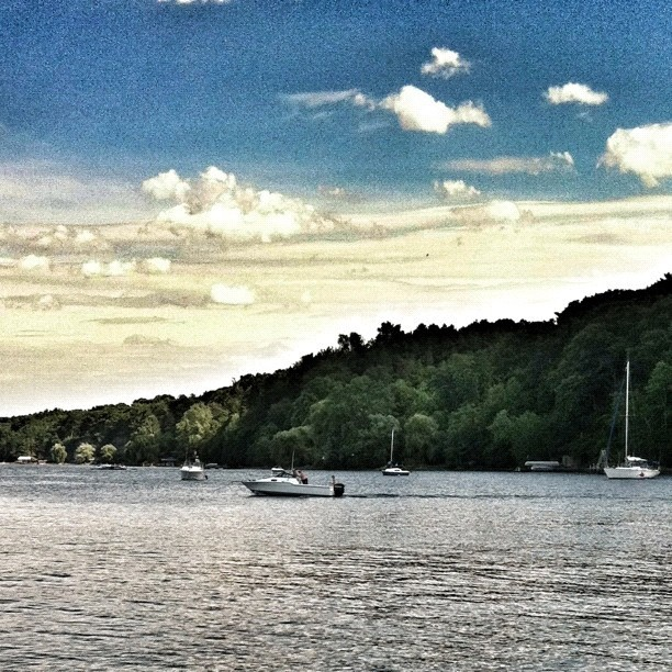 Lake day #summer (Taken with Instagram)
