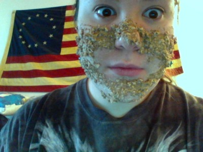 I decided to try a homemade oatmeal fask mask and holy moly, it worked wonders.  Evened out my skin tone a lot and got rid of some stubborn blackheads.  Recipe is just 6 tablespoons of oatmeal, 1 tablespoon of cinnamon, and enough water to make a thick paste.  Left it on for about 30 minutes.