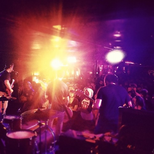 .@youblewit just brought down the house, you guys! (Taken with Instagram)