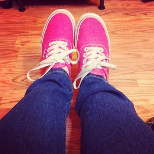 Shoes of the day! Off to take my mom for some yogurt  (Taken with Instagram)