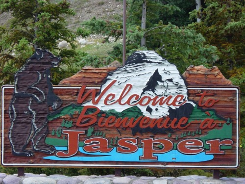 photosbystevehouse:  Welcome to Jasper