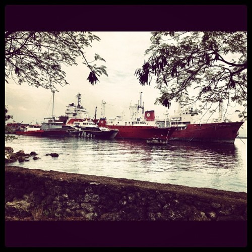 Good Mooring Cebu  (Taken with Instagram)