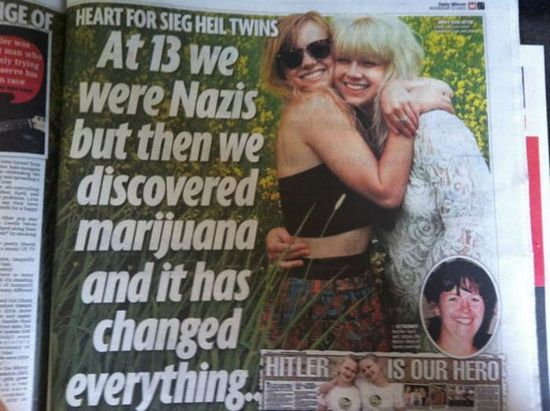 More here: http://www.mirror.co.uk/news/real-life-stories/nazi-twins-lynx-and-lamb-gaede-941546