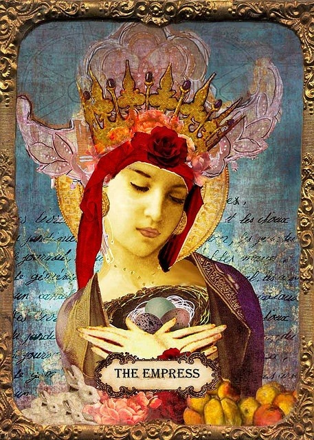The Empress by Andrea Matus on Flickr