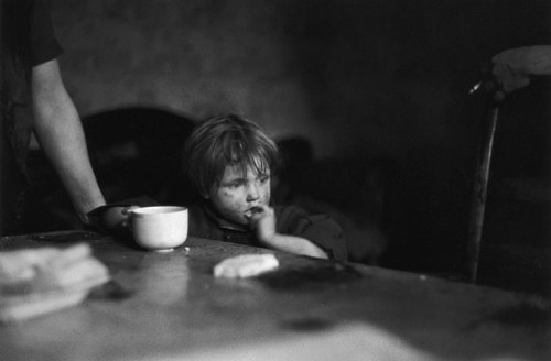 The Boy Who Wants to be a Miner, 1930s photo byKurt Hutton