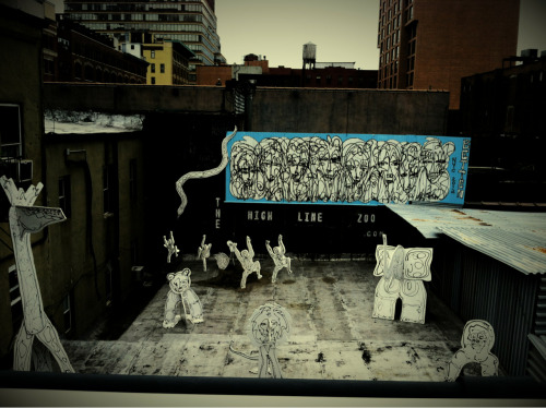 The High Line Zoo, June 2012
